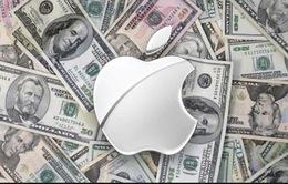 Apple công bố mức doanh thu quý cao nhất trong lịch sử