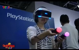 Công nghệ thực tế ảo lên ngôi tại Tokyo Game Show 2016