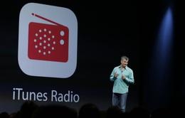 Apple khai tử dịch vụ iTunes Radio miễn phí