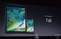 WWDC 2016: cập nhật tvOS, ra mắt watchOS 3, macOS, iOS 10, thêm ứng dụng viết code trên iPad