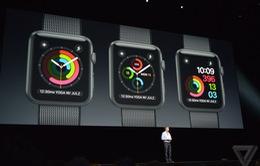 watchOS 3: Giao diện mới, tính năng mới, hiệu suất mới trên Apple Watch