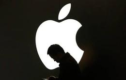Doanh thu của Apple sụt giảm lần đầu tiên sau 13 năm