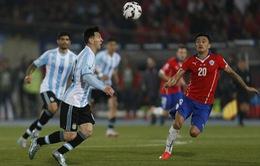 Copa America 2016: Argentina và Chile tái đấu trên đất Mỹ