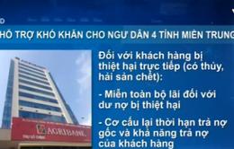Ngân hàng NN&PTNT hỗ trợ ngư dân 4 tỉnh miền Trung