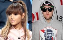 Ariana Grande phản ứng hài hước trước thông tin hẹn hò Mac Miller