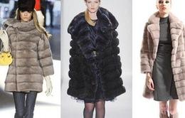 """Georgio Armani quyết nói """"không"""" với lông thú trong các thiết kế mới"""