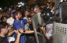 Armenia: Đụng độ giữa cảnh sát và người biểu tình