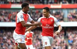 West Ham – Arsenal: Không dễ cho Pháo thủ (18h45, K+1)