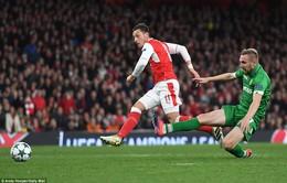 Ludogorets - Arsenal: Chạy đà cho derby bắc London (2h45 ngày 2/11)
