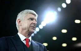 HLV Wenger thích ĐT Anh nhưng vẫn sẽ ở lại Arsenal