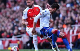 Arsenal 1-1 Crystal Palace: Vị trí số 4 lại về tay Pháo thủ