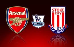 Vòng 15 Premier League: Arsenal – Stoke City: Có cản được Pháo Thủ? (22h00 ngày 10/12)