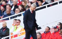 CĐV Arsenal tức giận cũng không thể làm HLV Wenger từ chức