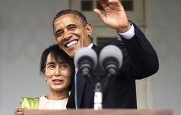 "Mỹ chuẩn bị ""cởi trói"" cho Myanmar sau gần nửa thế kỷ"