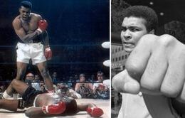 Muhammad Ali và những khoảnh khác đáng nhớ trong cuộc đời