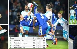 Leicester 1-0 Newcastle: Người hùng Okazaki