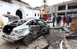 Thương vong cực sau vụ đánh bom tại Lybia