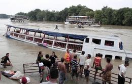 Thái Lan: Lật thuyền ở phía Bắc Bangkok, ít nhất 12 người thiệt mạng