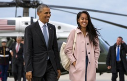 Con gái Tổng thống Mỹ chọn Đại học Havard