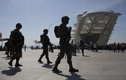 Brazil ráo riết chuẩn bị an ninh cho Olympic 2016
