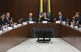 Brazil công bố các biện pháp đối phó khủng hoảng kinh tế
