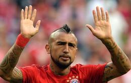 Vidal sợ bị CĐV Juventus la ó nếu ghi bàn cho Bayern Munich