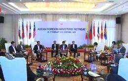 Bộ trưởng ngoại giao ASEAN thảo luận về an ninh khu vực