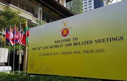 Khai mạc Hội nghị Bộ trưởng Kinh tế hẹp ASEAN 22