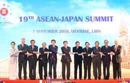 Tăng cường quan hệ đối tác chiến lược ASEAN - Nhật Bản