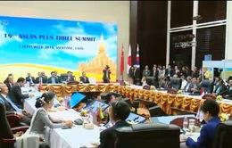 Hội nghị cấp cao ASEAN + 3 nhất trí tăng cường nỗ lực hợp tác