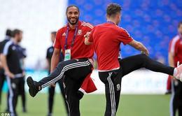 Trung vệ đội trưởng xứ Wales tuyên bố không thèm kèm Ronaldo