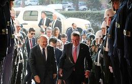 Bộ trưởng Quốc phòng Mỹ tới khu tự trị của người Kurd ở Iraq