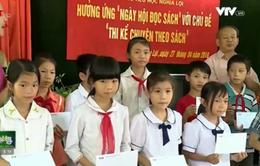 Quỹ tấm lòng Việt trao tặng 15 suất học bổng cho học sinh trường Tiểu học Nghĩa Lợi, Nam Định