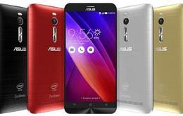 ZenFone 2 Laser 5.0 LTE: Smartphone dưới 4 triệu hỗ trợ 4G/LTE