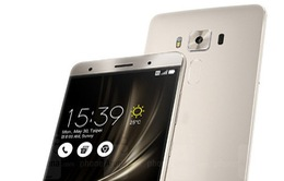 Asus Zenfone 3, Zenfone 3 Deluxe và Zenfone 3 Ultra sẽ lên kệ vào tháng 7
