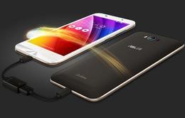 Zenfone Max thắng áp đảo iPhone 6S Plus về thời lượng pin