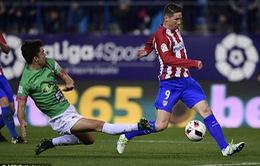 Atletico Madrid sắp chia tay biểu tượng CLB