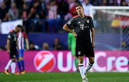 Bayern Munich phơi áo tại Vicente Calderon