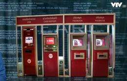 Thái Lan dừng 3.000 máy ATM để kiểm tra mã độc