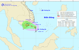 Nhiều tỉnh thành Trung Bộ và Tây Nguyên chịu ảnh hưởng của áp thấp nhiệt đới