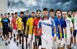 VTVcab tường thuật trực tiếp nhiều giải quần vợt ATP World Tour trong 3 năm