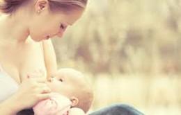 Sữa mẹ mang lại lợi ích to lớn cho nền kinh tế toàn cầu