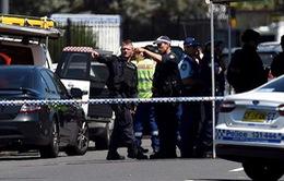 Nã súng, khống chế con tin tại Sydney