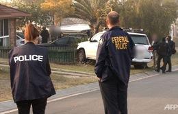 Australia bắt giữ 1 nghi phạm khủng bố