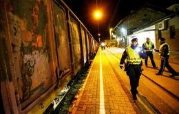 Áo tăng cường kiểm soát tình trạng di cư bằng đường sắt