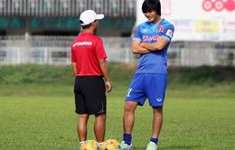 HLV Hữu Thắng sẽ sử dụng đội hình nào cho ĐT Việt Nam khi vắng Tuấn Anh?