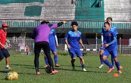 ĐT Việt Nam trước trận gặp Malaysia: Tập sớm để làm quen với thời tiết