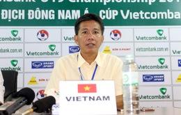 U19 Việt Nam ghi 4 bàn, HLV Hoàng Anh Tuấn vẫn chê hàng công
