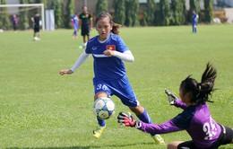 ĐT U16 nữ Việt Nam đặt quyết tâm cao tại vòng loại giải U16 nữ châu Á 2017