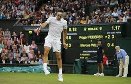 Lịch thi đấu Wimbledon 2016 ngày 1/7: Federer, Djokovic thẳng tiến?